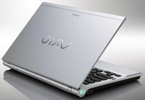 ноутбук фирмы sony
